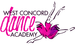 West Concord Dance Academy Logo